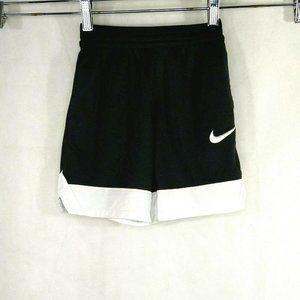 Nike Dri-Fit Athletic Shorts Size M 5-6 Yrs Black